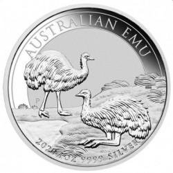 1 oz Australian Emu 2020 BU...