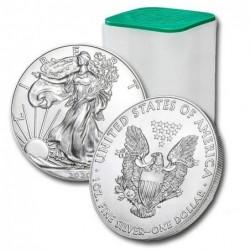 20 x 1 oz US Silver Eagle 2020