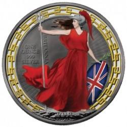 1 oz Britannia 2019 -...
